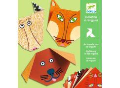 Djeco Origami Zvířátka