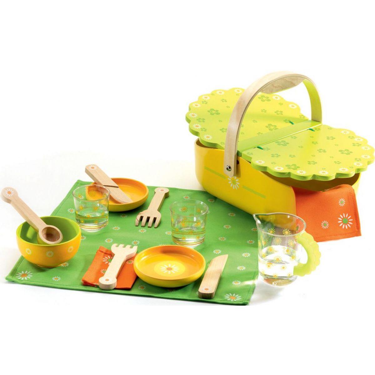 Djeco Piknikový košík