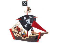 Djeco Pirátská loď