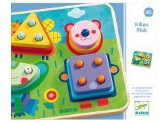 DJECO Puzzle Kikouplok