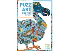 Djeco Puzzle Pták Dodo