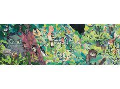 Djeco Puzzlový obraz Sovy a ptáci 1000 dílků