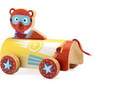 Djeco Tahací hračka medvědí rychloformule