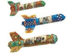 Djeco Udělej si sám Závodní letadla