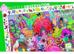 Djeco Vyhledávací puzzle Karneval v Riu