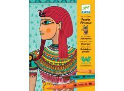 Djeco Výtvarná sada Egypt
