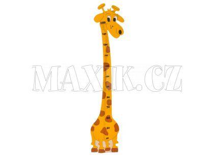 DoDo Dětský metr - Žirafa Amina