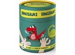 DoDo Postřehová hra Dinosauři