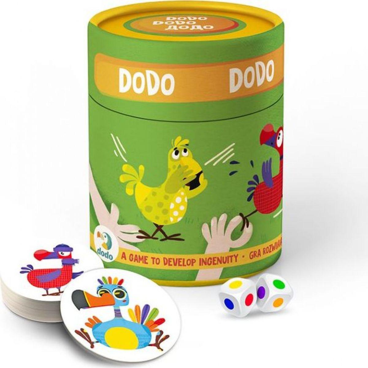 DoDo Postřehová hra Dodo
