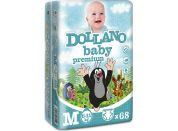 Dollano Baby Premium M 68 Ks