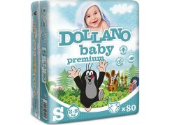 Dollano Baby Premium S 80 Ks, Mini