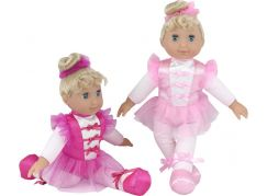 Dolls World Malá baletka 30 cm
