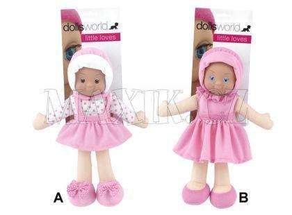 Dolls World Moje první panenka Dolly 30 cm