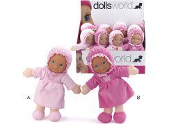 Dolls World Moje první panenka 25 cm