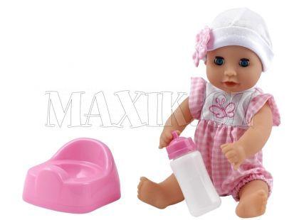 Dolls World Panenka Baby Dribbles 30 cm