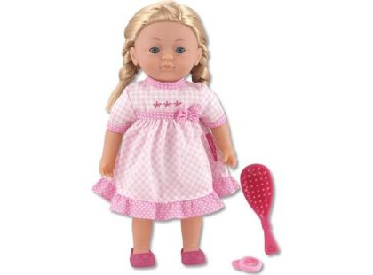 Dolls World Panenka Charlotte 36cm soft