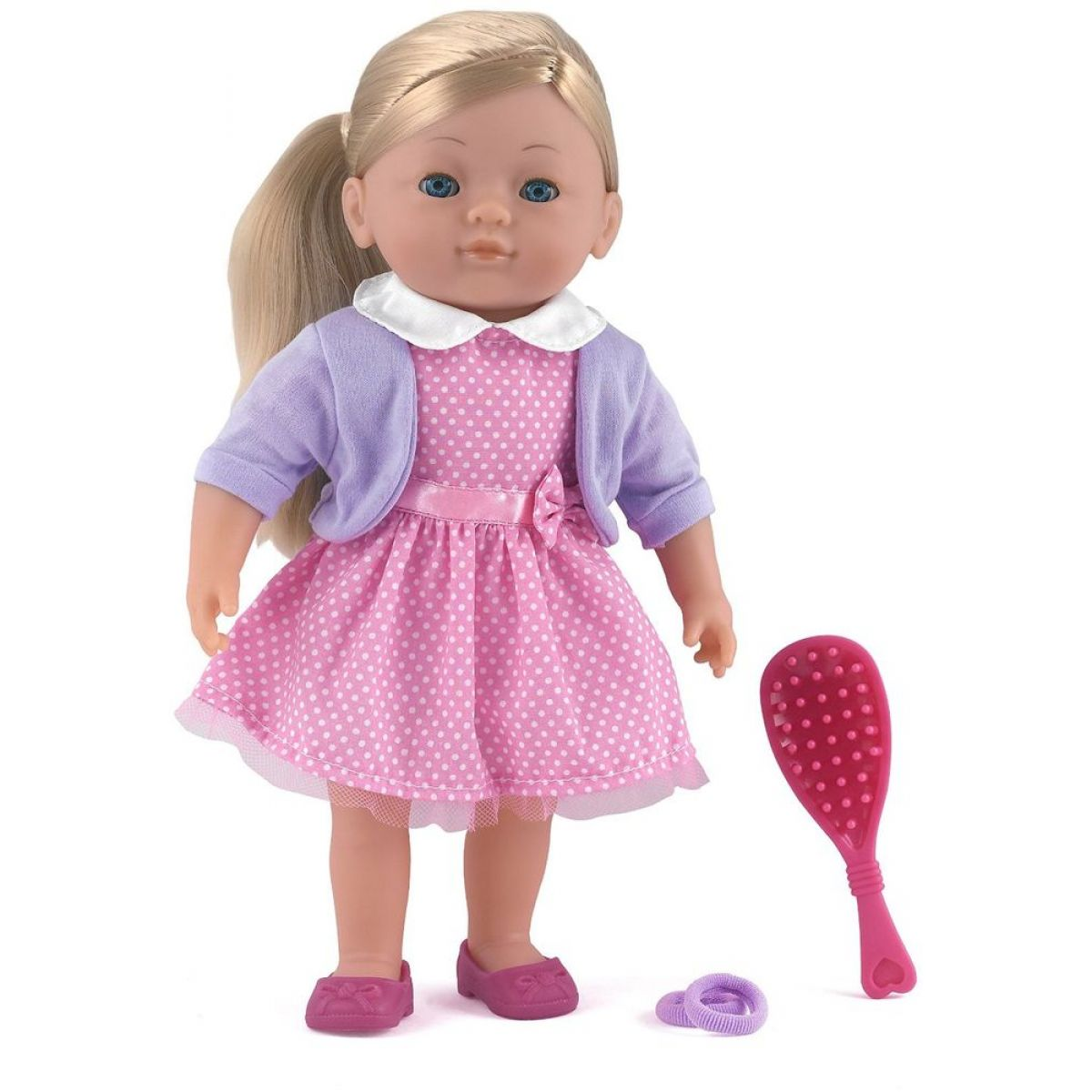 Dolls World Panenka Charlotte 36cm
