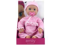 Dolls World Panenka Emily 46cm