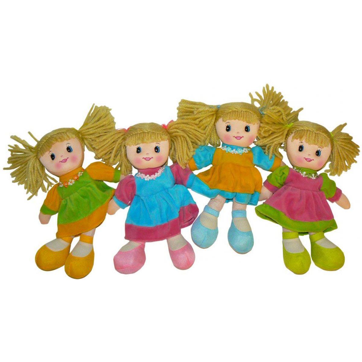 Dolls World Panenka hadrová 30 cm
