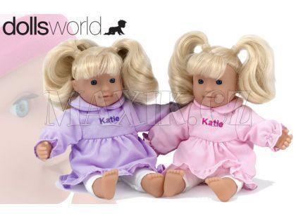 Dolls World Panenka Katie 20 cm