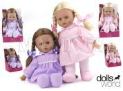 Dolls World Panenka Lily 41 cm