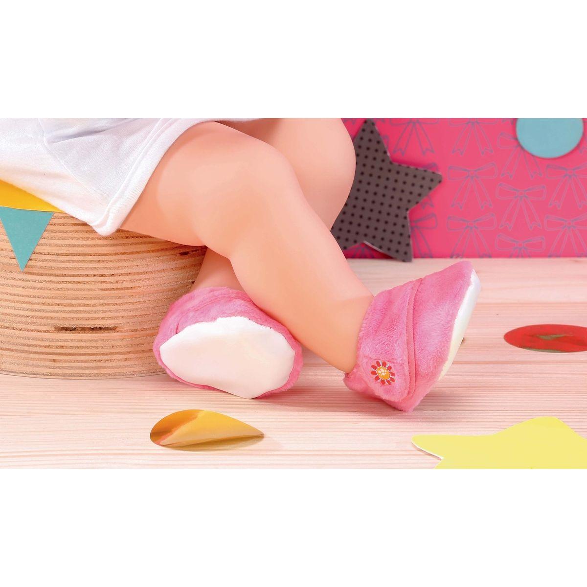 Dolly Moda Baby Botičky růžové #2