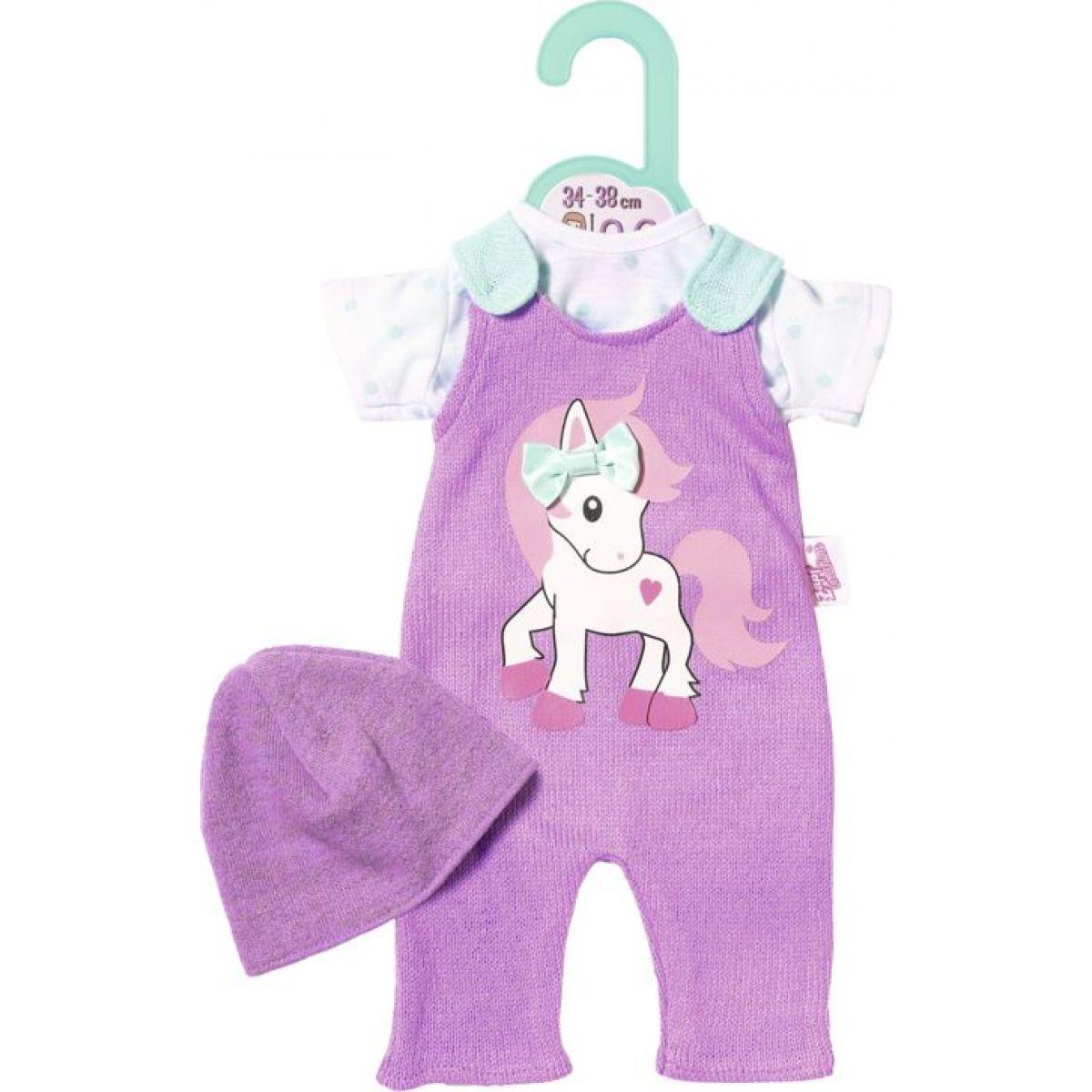 Zapf Creation Dolly Moda Dupačky s čepičkou, 36 cm