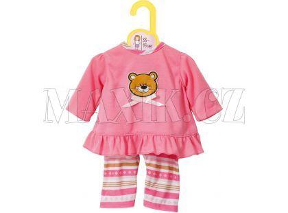 Dolly Moda Pyžamo 38-46cm