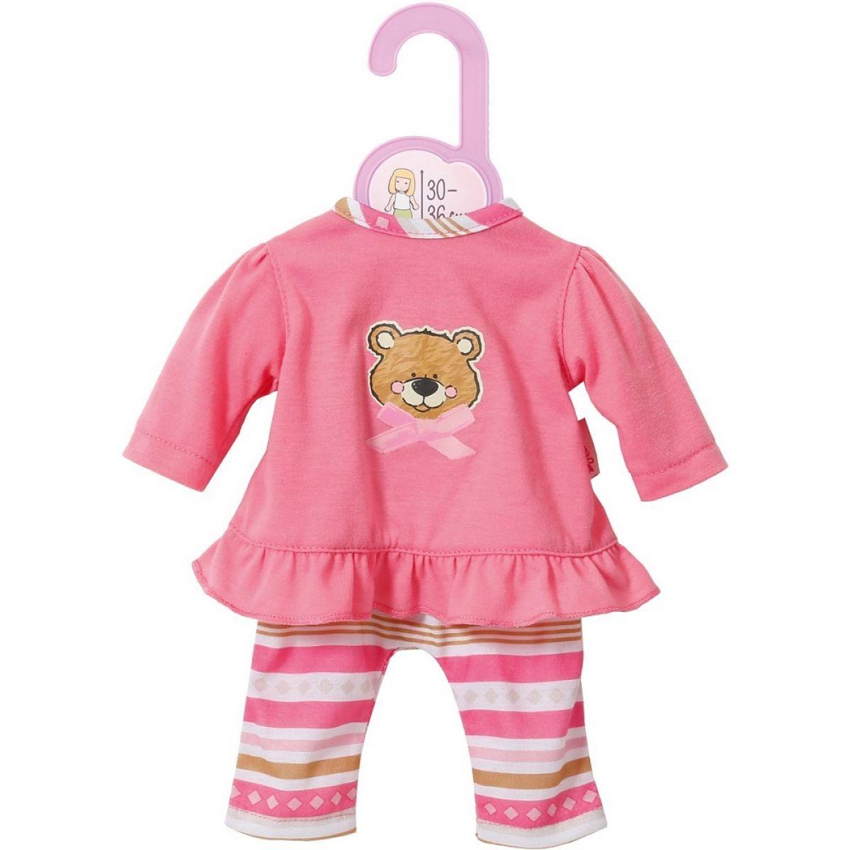 Dolly Moda Pyžamo 30-36 cm