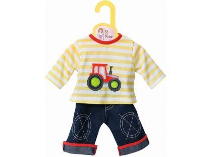 Dolly Moda Tričko a kalhoty 38-46 cm