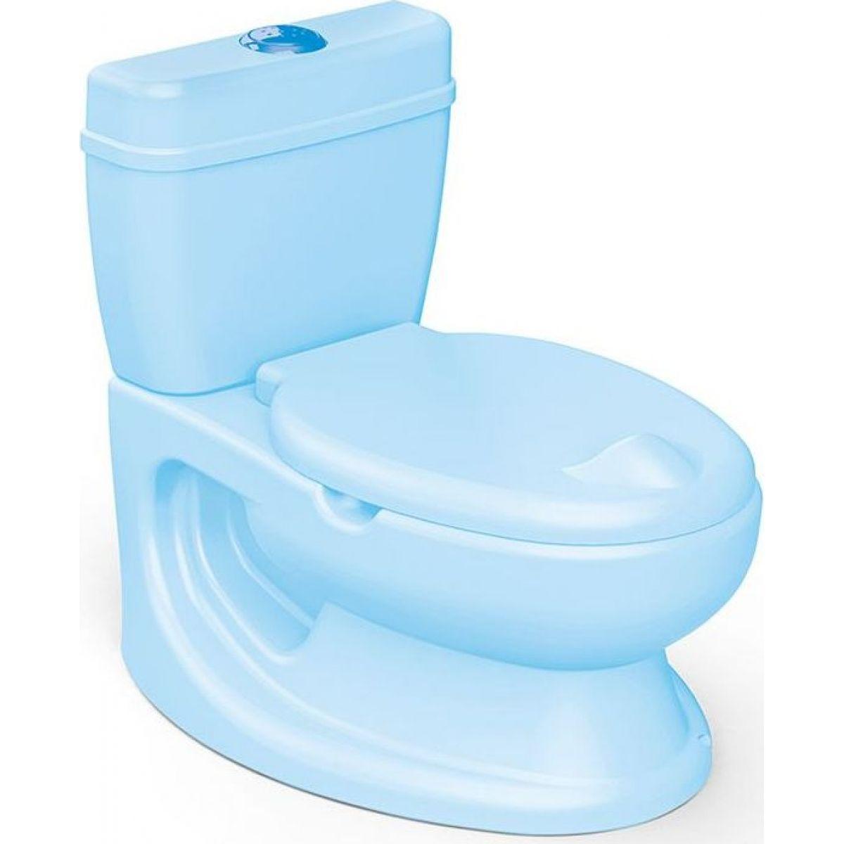 Dolu Dětská toaleta modrá