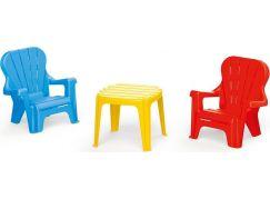 Dolu Dětský zahradní nábytek