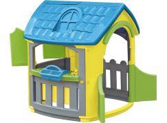 Domeček s dílnou Marianplast - Modrá střecha
