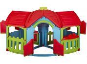 Domeček Velká vila 2 místnosti - Červená střecha