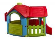 Domeček Vila s rozšířením - Červená střecha - Poškozený obal