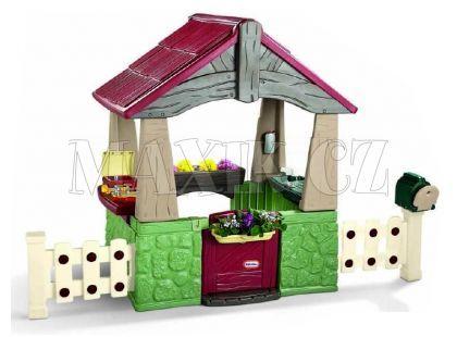 Domeček se zahradou Little Tikes 615894