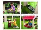 Domeček se zahradou Little Tikes 615894 3