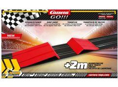 Doplněk k autodráze Carrera GO a Digital 71599 Action Pack