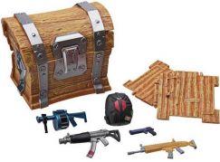 Doplňky pro sběratele Fortnite Loot box
