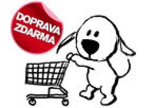 Doprava ZDARMA - užijte si nákupy bez poštovného!