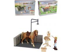Dostihové centrum pro koně hnědý kůň