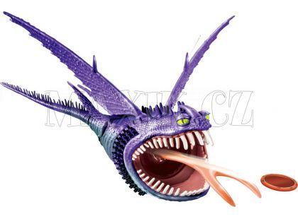 Dragons Akční figurky draků - Thunderdrum fialový