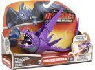Dragons Akční figurky draků - Thunderdrum fialový 2