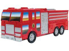 Dráha hasičské auto