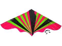 Drak létající plastový barevný