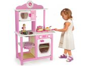 Dřevěná kuchyňka pro princezny