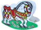 Dřevěné hračky Jaroš Houpadlo kůň 2