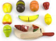Viga Dřevěné krájení ovoce
