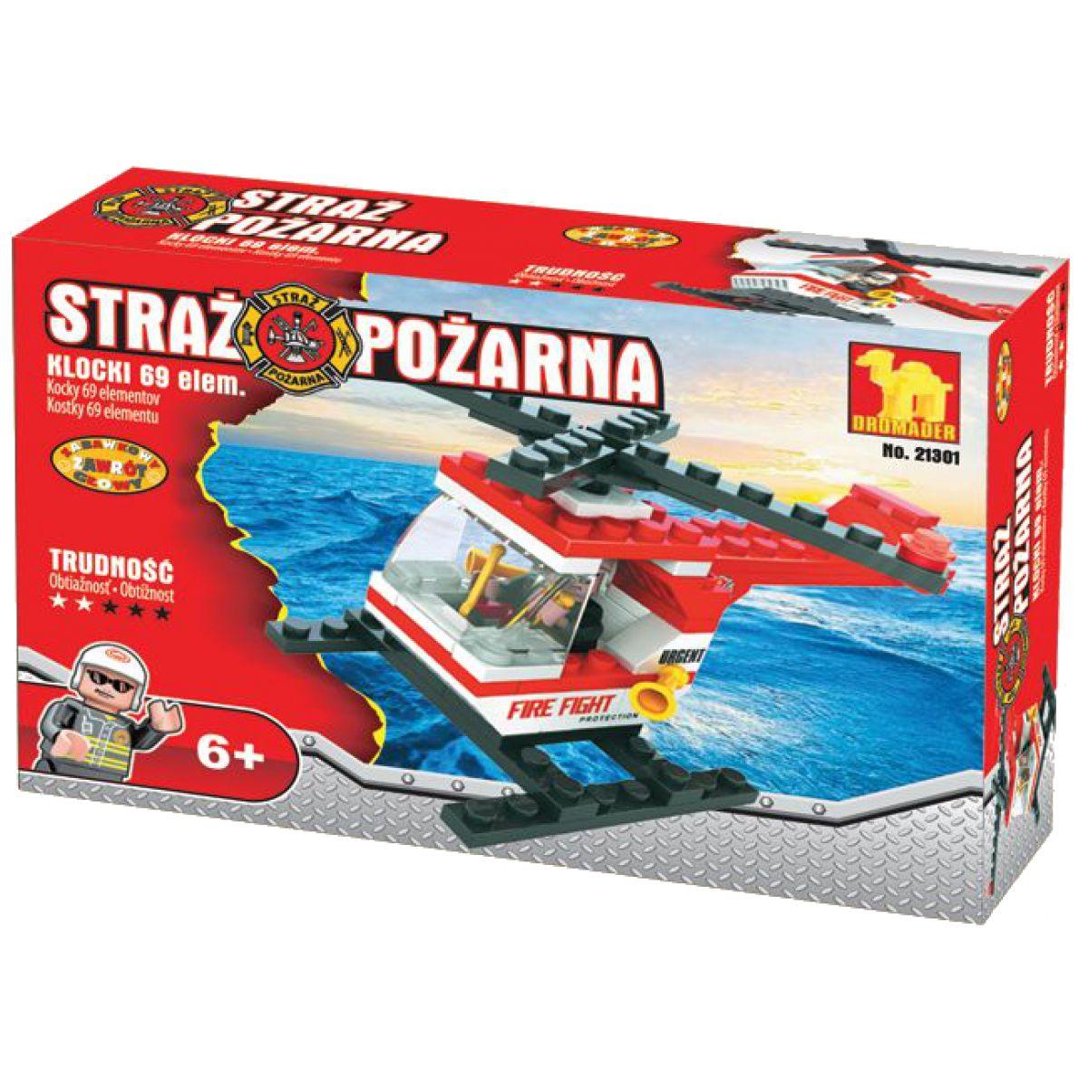 Dromader 21301 - Hasiči vrtulník