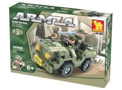 Dromader 22404  - Vojáci auto jeep